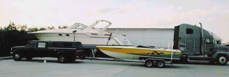 Ship To Shorline - Boat and Yacht Transport by Trailer