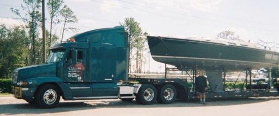 Truck & Trailer - Ship To Shoreline, Inc.