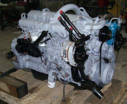 Ford 7.8L Medium Duty Truck Engine