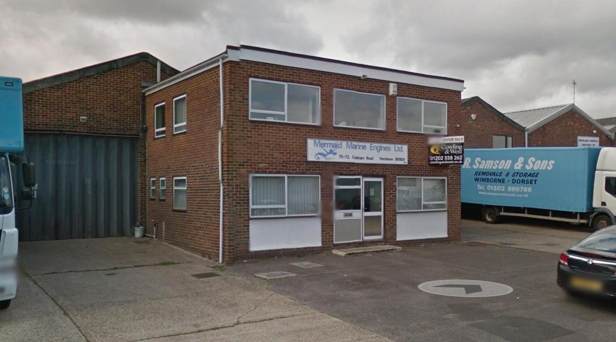 Mermaid Marine Engines Ltd - Wimborne, Dorset, UK