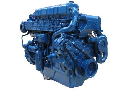 AGCO SisuDiesel Citius series marine engines