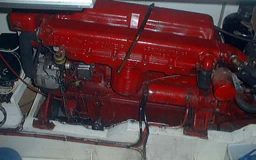 Remanufactured Lehman Ford Engines from Bomac
