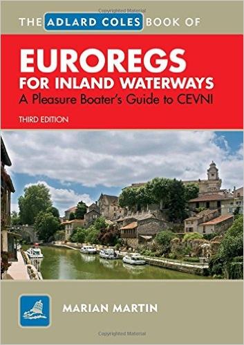 RYA Book of Euroregs for Inland Waterways