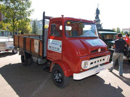 1966 EBRO C-153 (FORD licensed Thames type lorry)