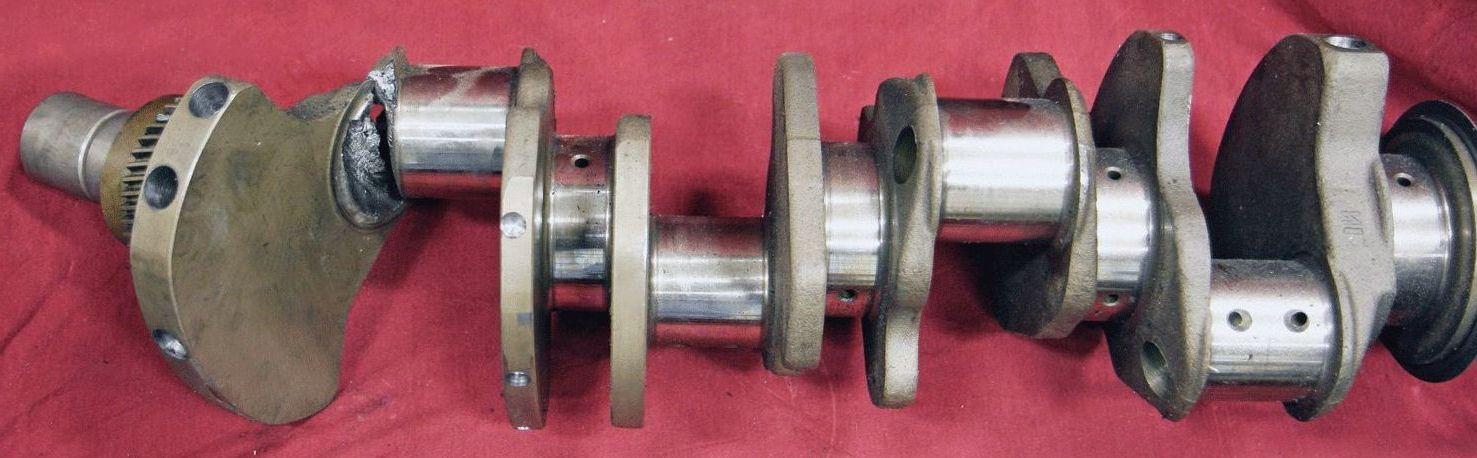 """Detroit Diesel 8 2 Liter """"Fuel Pincher"""" V8"""