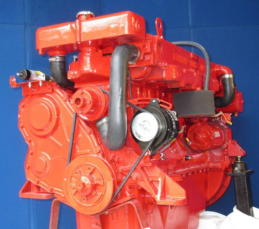 Ford Lehman Head set Industrial 6 cylinder Marine diesel