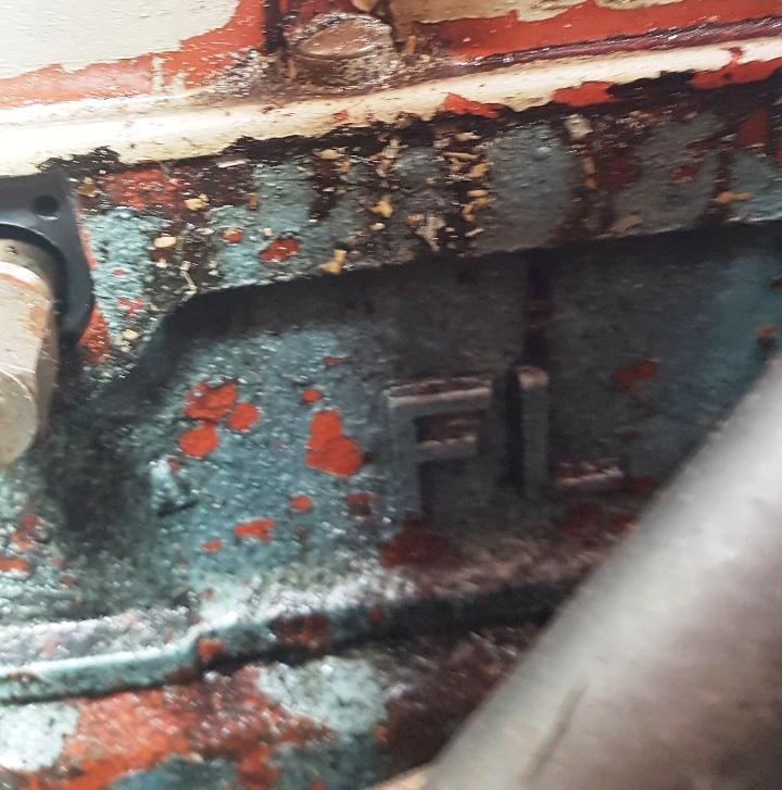 Ford Industrial Conecting Rod Bearing set 6Cyl Std Marine Diesel Ford Lehman